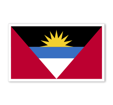Antigua-&-barbuda Flag