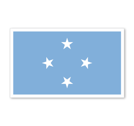 Micronesia Federated States Flag